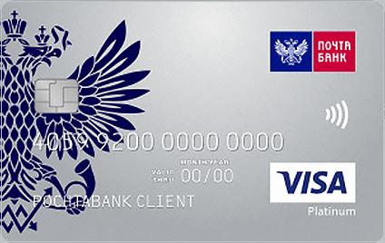 Почта Банк Для покупок